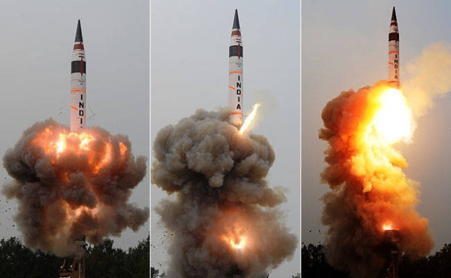 Destination Beijing: Why The Agni-V Is A Game Changer For India