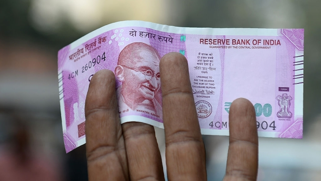 Gujarat Police Has Seized A Fake-Note Printing Machine In Ahmedabad