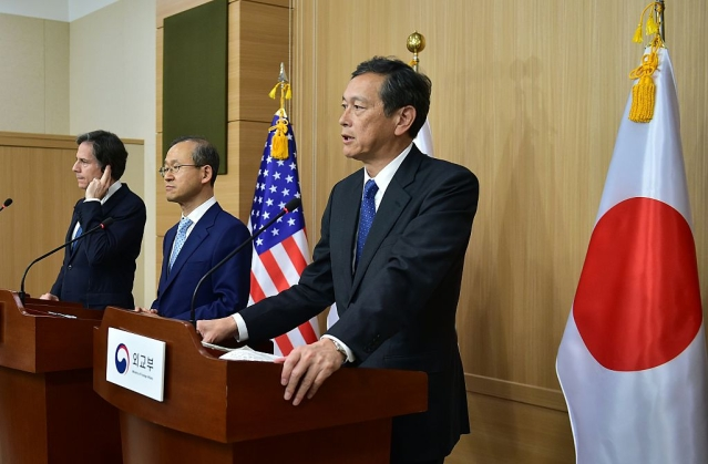 Nuclear Envoys Of US, South Korea, Japan To Meet In Seoul Over North Korea