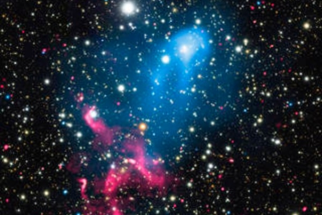Data From India's GMRT Among Others Help Astronomers Find Cosmic Double Whammy