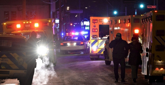 "Six Killed In  Quebec   City Mosque Attack, Gunmen Yelled ""Allahu Akbar"""
