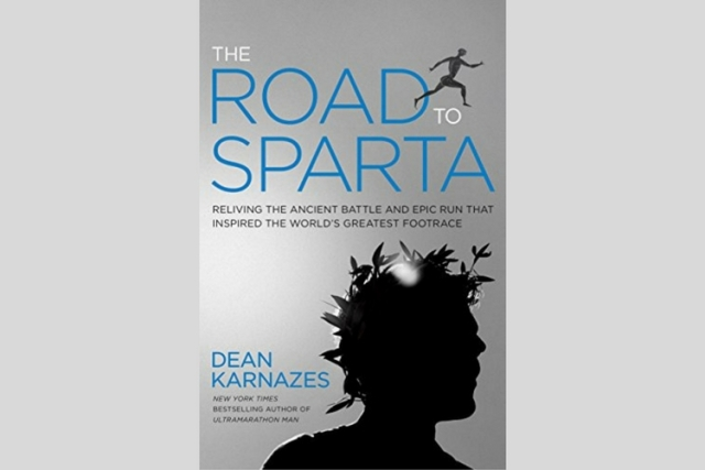 <i>The Road to Sparta</i> by Dean Karnazes (Amazon)