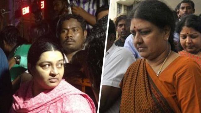 On 12 April In RK Nagar Bypoll, Jayalalithaa's Niece Will Take On Sasikala's Nephew
