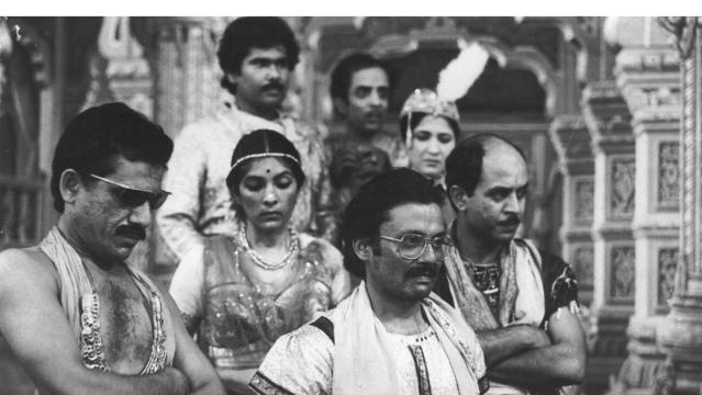 How Three Moments Defined Bahumukhi Om Puri