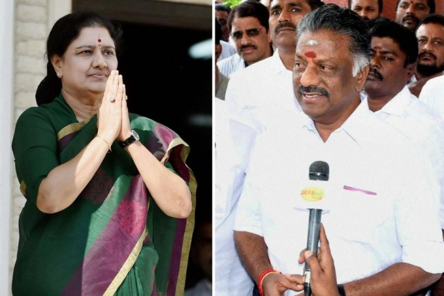 Tamil Nadu Thriller: OPS Camp Expands And  Sasikala May Spring A Surprise