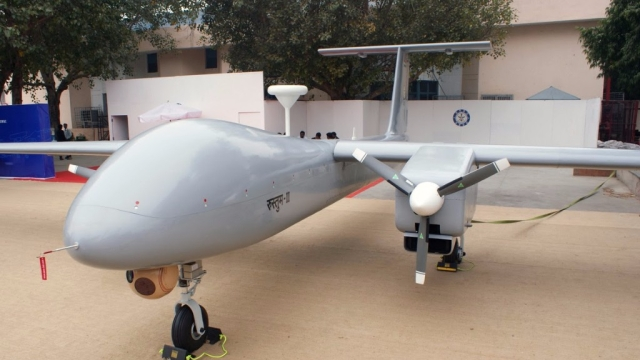 The Age of Drones: All You Need To Know About India's Attempts To Produce Unmanned Aerial Vehicles