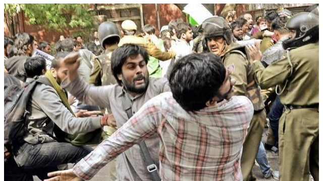 Ramjas College Fracas: Here Is ABVP's Side Of The Story
