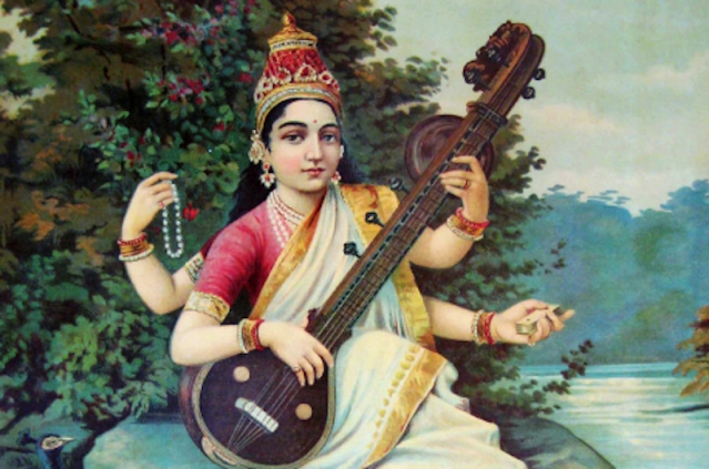 The Importance Of Basant Panchami, The Meaning Of Saraswati