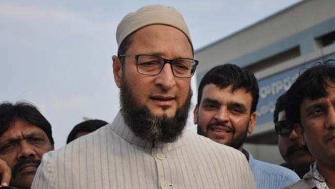 AIMIM chief   and Hyderabad MP Asaduddin Owaisi.