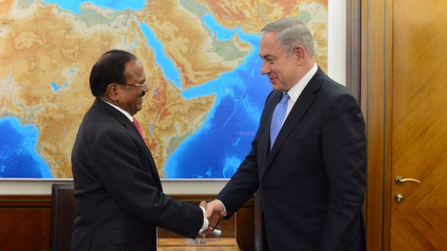Ajit Doval Meets Israel's Top Leadership To Lay Groundwork For Prime Minister Modi's Visit