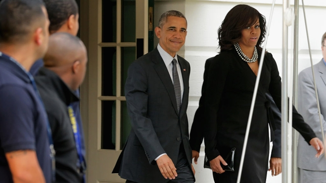 Obamas Bag Blockbuster Memoirs Deal, Reportedly, For A Whopping $60 Million
