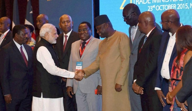 How India Can Build On Its Africa Ties To Counter Chinese Advances