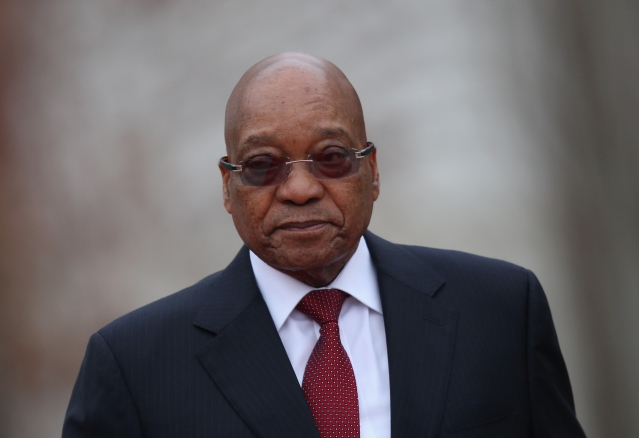 South African President Calls For White- Owned Land Confiscation Without Compensation