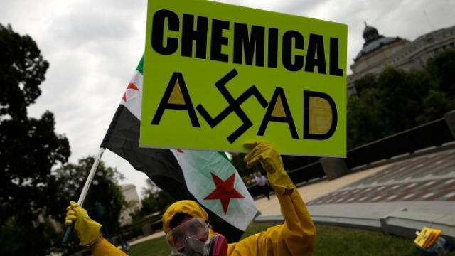 Chemical  Attack In Syria:  Missing Facts From Mainstream Media Coverage