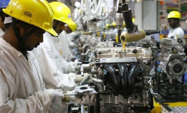 February Negative IIP Shows That Modi's Big Challenge Remains Growth