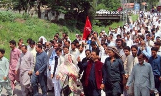 Pakistan-Occupied Kashmir Erupts In Protest Against CPEC As China Kicks Off  OBOR Summit