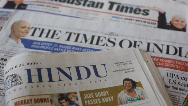 Print Media Had A Blast in 2006-16. But  Party Can't Last Forever As Ad Power Shifts To Google And FB