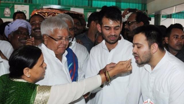 No 'Mall-Going, Cinema-Watching' Girls For My Sons, Says Former Bihar CM Rabri Devi