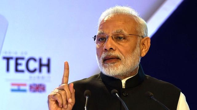 Modi Planning Cabinet Rejig With An Eye On 2019 Polls