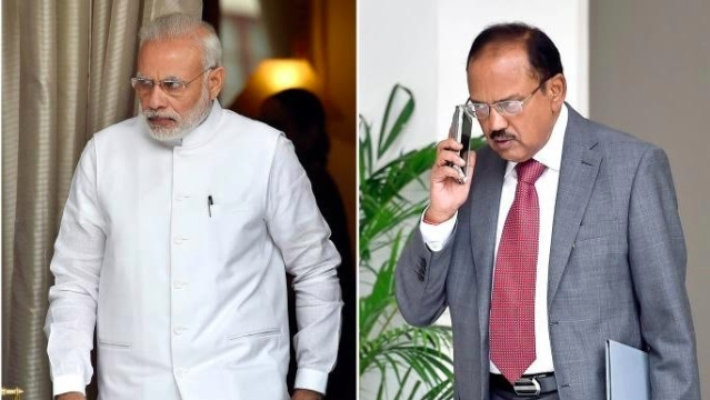 All Eyes On NSA Doval's China Visit Amid Dokhlam Standoff