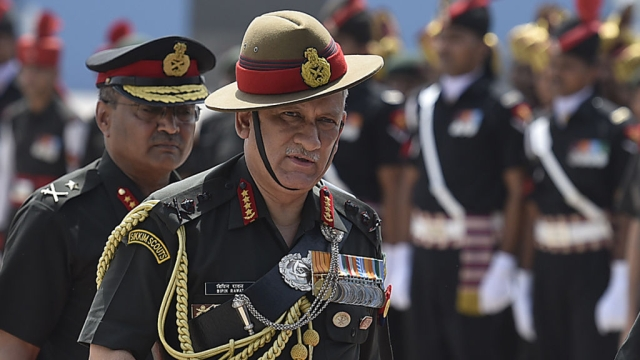 Army Chief Bipin Rawat Says India And China Will Soon Have A Hotline To Resolve Transgression Issues