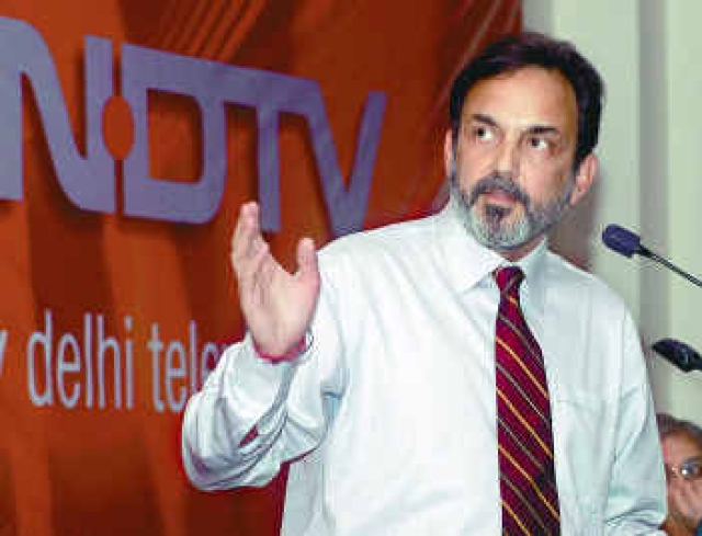 NDTV Promoters Wanted To Camouflage The Monies, It's Official Now, Says  Gurumurthy