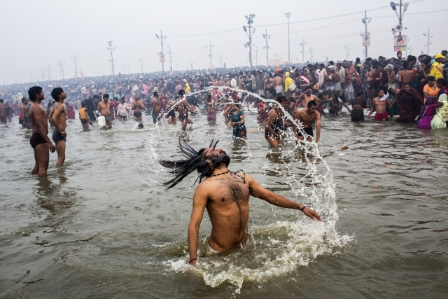 UP To Get Rs 1.5 Lakh Crore Infra Boost For 2019 Ardha Kumbh Mela
