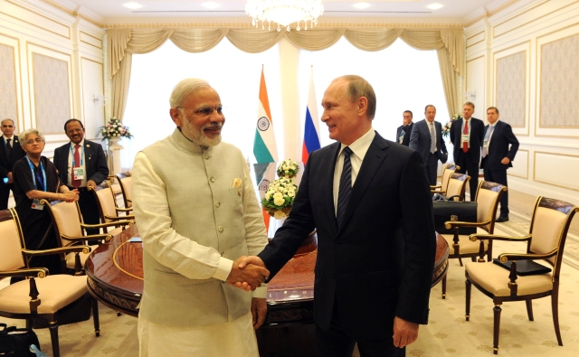 Shanghai Cooperation Organization: New Delhi's March into Eurasia