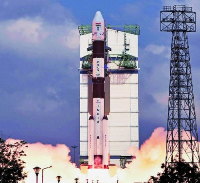 ISRO and Antrix are increasingly focusing on making PSLV launches more commercially attractive. (PTI)