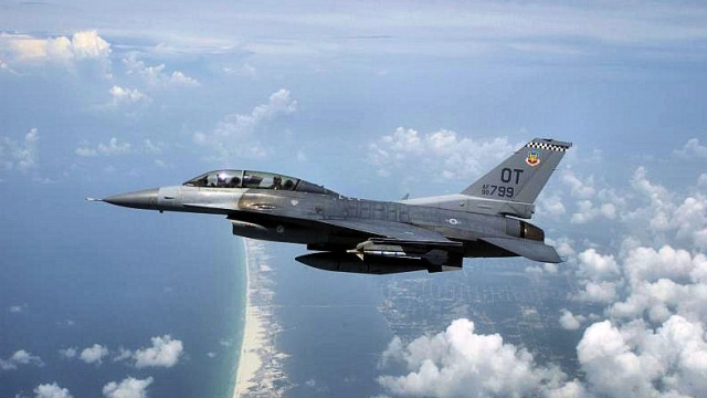 #MakeInIndia Defence Gets A Boost– Lockheed Martin To Make F-16s With Tata
