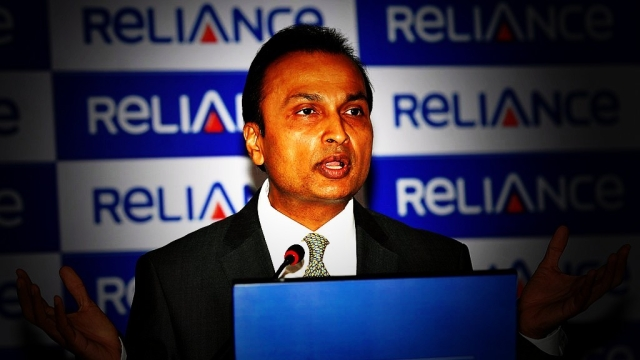 An Ambani On The Ropes Means Govt Has No Option But To Bail Out Telecom
