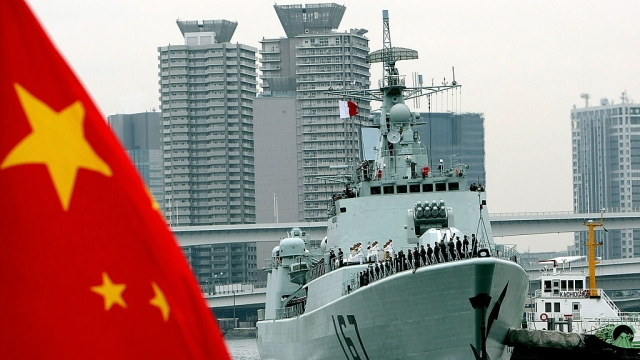 How  Chinese Navy Is Planning To Plunge Deep Into The Oceans