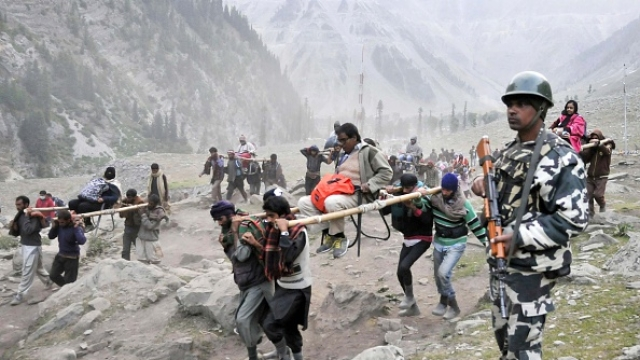 Morning Brief: Amarnath Yatra Terror Attack; NITI Aayog's Growth Blueprint; More Trouble For Sharif