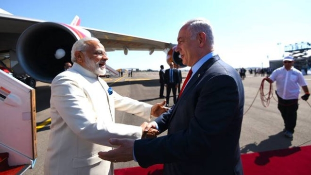 Why The India-Israel Emotional Connect  Is Unnerving Our 'Secular Liberals'