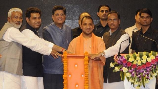 How The Yogi Plans To Light Up Uttar Pradesh By 2019