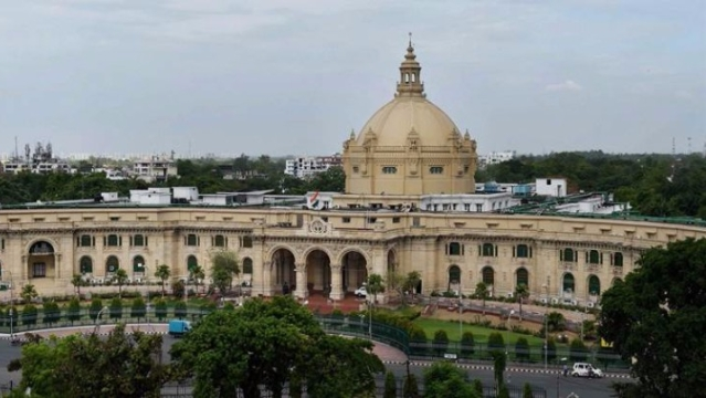 Security Of Uttar Pradesh Assembly: Too Many Questions, Too Many Lapses