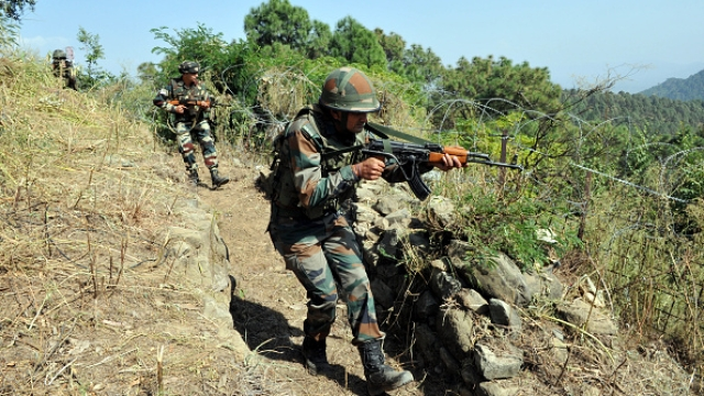 J&K: BSF Jawan Killed In Pakistani Firing Along  IB, Two Soldiers Killed In Attack In Pulwama