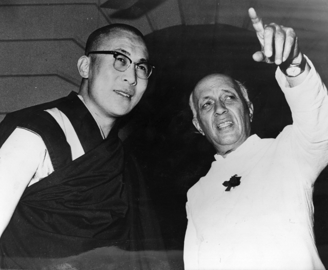 Nehru's Perfidy Over Tibet In 1950