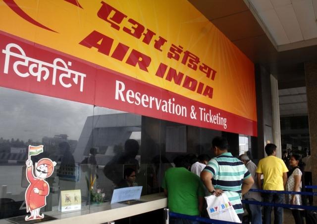 Air India (Kalpak Pathak/Hindustan Times via Getty Images)