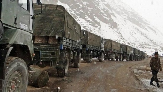 Army Sends Two More Brigades To Ladakh, Moves Troops In Himachal And Uttarakhand Closer To Border