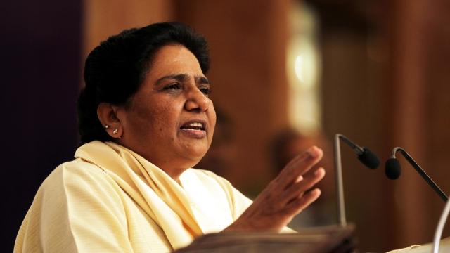 BSP Supremo Mayawati Wasn't Bluffing, Sends In Her Resignation As Rajya Sabha MP