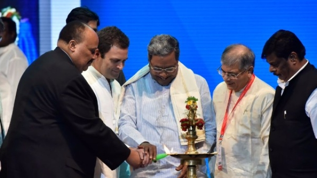 A Congress Event In The Name Of A Conference, And Rs 20 Crore Of Taxpayers' Money To Go With It