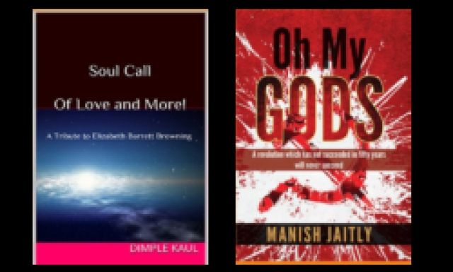 Announcement: Indic Book Club To Launch Two Books - 'Soul Call' And 'Oh My Gods' - On 9 July