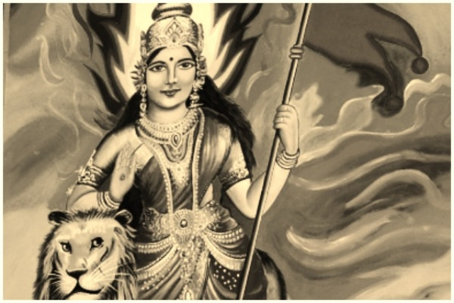 The Idea Of Bharat Mata Is Ancient And Originally Indian - Here Are The Facts