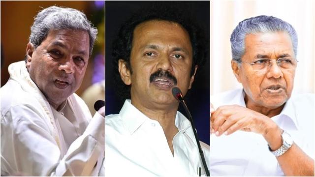 The Southern Churn: How Siddaramaiah, Stalin, And Vijayan Are Responding To The BJP Juggernaut