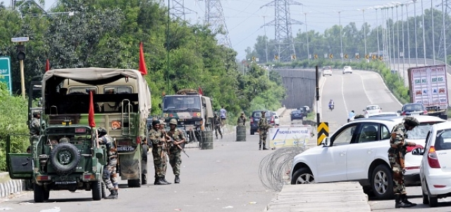 The Army In Aid To Civil Authority: From Agitation To Agitation