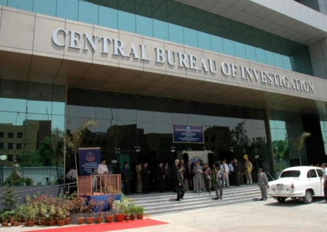 The CBI headquarters.