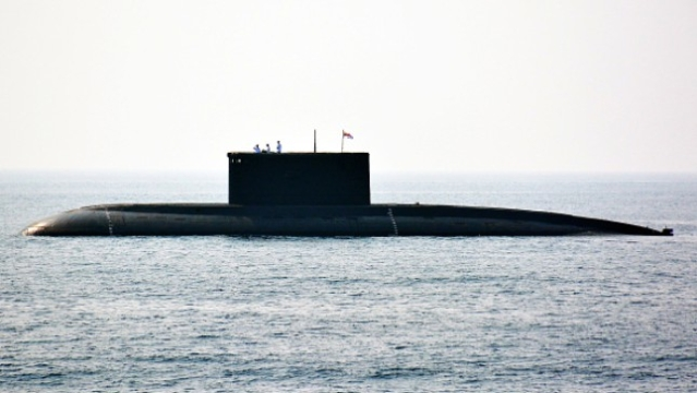 India's Second Nuclear-Armed Submarine, 'Aridaman', Ready For Launch