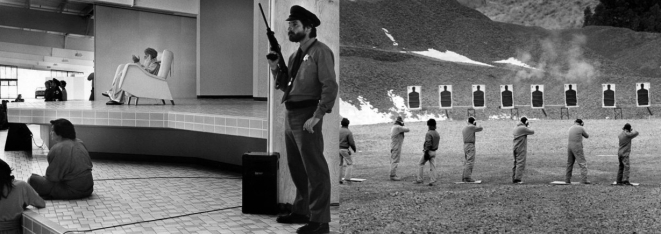 Hard to associate iconoclastic pop-spirituality of 'Osho' marketed today, with Uzi-wielding militia of Rajneeshpuram, Oregon in 1980s.