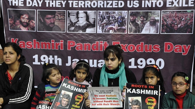 SC's Refusal To Order Probe Into Ethnic Cleansing Of Kashmiri Pandits Is Very, Very Disturbing